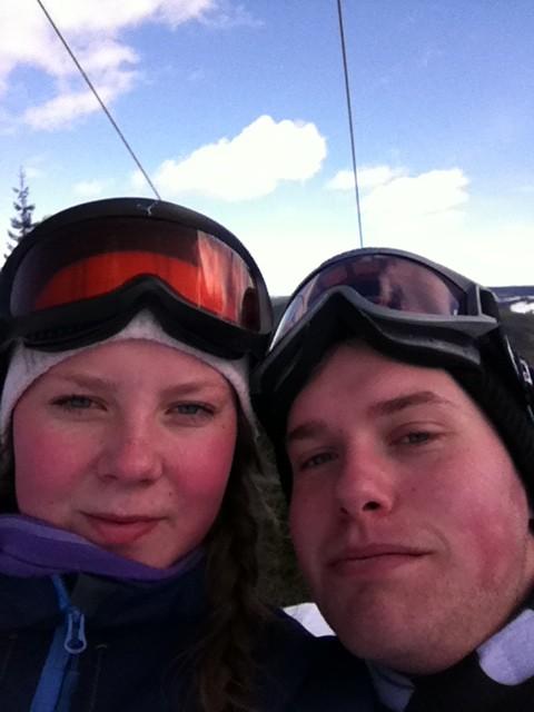 Slalomtur ble det også!